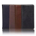 Multi-Color Double-Sided Pull-Grain Leather For Sony Z4 mini (Assorted Color)