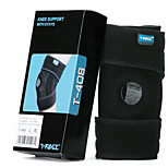 KORAMAN Professional Unisex Neoprene Adjustable Knee Pad Knee Brace With Stays 1pc Left