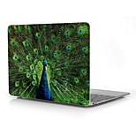 The Peacock Design Full-Body Protective Plastic Case for 12