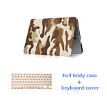 2015 Newest  Full Body Case with TPU Keyboard Cover for Macbook Air 13.3
