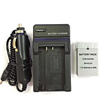 US 8.4V DC  EN-EL24 Car Charger +1(PCS)Camera Battery Pack  for Nikon 1 J5