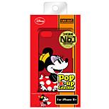 disney minnie caso de la cubierta del ratón para iphone6s / 6 plus 5.5