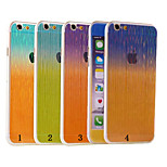 Meteor Shower HD Scratch-Proof Before Glass Protection Film for iPhone 6 (Assorted Colors)