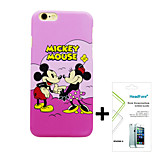 Disney Mickey And Minnie Cover Case for Iphone6 4.7