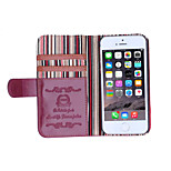 PU Leather High grade Solid Color Full Body With Card Slot Cases with Stand For iPhone 5/5S(Assorted Color)