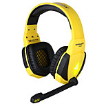 G4000 High Fidelity Surround Sound  Gaming Gamer Headset Game Headphone Led Light with Microphone