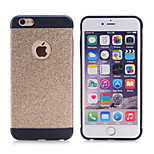 Glitter Design TPU Case for iPhone 6(Assorted Color)