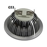 GU10/G53 9 W 9 High Power LED 900LM LM Warm White/Cool White AR Dimmable Spot Lights AC 220-240/AC 110-130 V