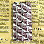 3D Vision Pattern TPU Soft Back Case for iPhone 6