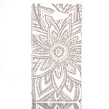 Hollow Flower Pattern PC Hard Case for Sony Xperia M2