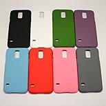 speciellt utformad kvicksand bak skal till Samsung Galaxy S5 / i9600 (blandade färger)