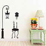 Wall Stickers Wall Decals Style Creative Light PVC Wall Stickers