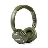 alta qualidade fone de ouvido bluetooth microfone do fone de ouvido cabeça Apoio TF cartão wireless de rádio fm frete grátis