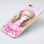 Msvii Personality relievo & colored drawing Cases/Covers for iphone6