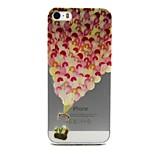 Special Design  Ultra Slim TPU 3D Print for iPhone 5/5S