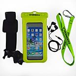 Factory Wholesale Waterproof Phone Bag/Waterproof Diving Bag For Smartphone