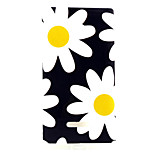 Little Daisy  Pattern TPU + IMD Soft Back Cover Case For Microsoft Lumia 435/Nokia N435