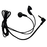 3.5mm L-shape Connector Volume Controlable In-ear Stereo for PSVita/New 3DSXL/PSP/3DSXL