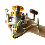 EF7000 5.5:1 10 Ball BearingsSea Fishing/Fly Bait Spinning Jigging Freshwater Fishing/Boat