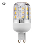 E14/G9 4 W 27 SMD 5050 310-330 LM Warm White Corn Bulbs AC 220-240 V