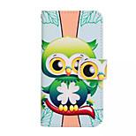 Speciální design grafika PU kůže Flip a slot pro karty mobilní telefon pouzdro Galaxy A7 / A5 / a3