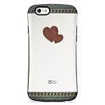 amar pattern pc + cáscara del teléfono resistencia a la caída del tpu para el iphone 6