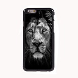 Lion's Tear Design Aluminum Hard Case for iPhone 6