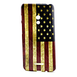 Retro United States  Pattern TPU Soft Case for Asus Zenfone 5