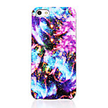 Starry Sky Pattern ABS Hard Back Case for iPhone 4/4S