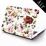 Painting Flower Design Full-Body Protective Case for 11-inch/13-inch New MacBook Air
