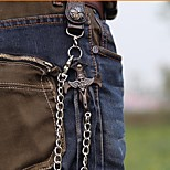 Alloy Key Chain Daily/Casual 1pc