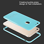 Beittal® Ice Cream Series Case with MirageBlack Design Metal Frame PC Back Cover for iPhone 5/5S (Assorted Color)