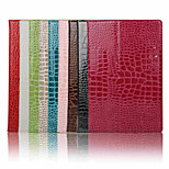 10.1 Inch Alligator Pattern High Quality PU Leather Case with Stand for Sony Xperia Z4 Tablet(Assorted Colors)