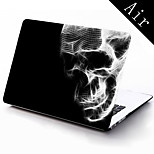 Skull Pattern Full-Body Protective Case for 11-inch/13-inch New MacBook Air