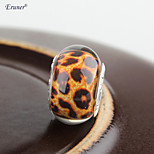 Euner® 10Pcs Big Hole Resin Bead European Beads Fit Pandora Charm Bracelet Bangles Necklace