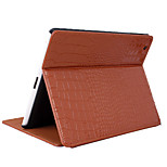Folding Rhombus PU Leather Case with Stand for iPad air 1/2 (Assorted Colors)