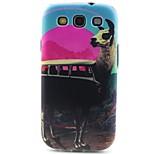 μοτίβο αλπακά υλικό TPU μαλακό τηλέφωνο υπόθεση για Samsung Galaxy S3 S4 S5 S6 S6 s5mini άκρη