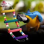 FUN OF PETS® Colorful Climbing Ladders with Beads  for Birds