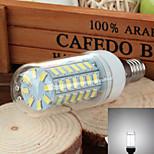 e14 5w 700lm 6500k 56-SMD 5730 llevó la lámpara fresca de maíz de luz blanca (220v ~ 240v)