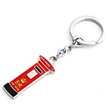 Vilam® England English Red Mailbox Zinc Alloy Keychain(First 10 Customers With Box Added)