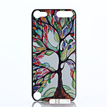 Tree Pattern PC Hard Case for iPod Touch 5