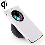 receptor sem fio de carga qi tampa traseira com carregamento sem fio NFC para LG g4