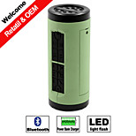 32GB TF Card and Portable Power Bank Charger Bicycle Bluetooth Speaker Hands-free Micro SD Aux light Sport speaker
