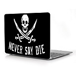 Never Say Die Design Full-Body Protective Plastic Case for 12