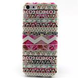 Triangle   Pattern TPU Phone Case for iPhone 5C