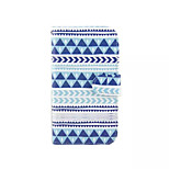 Mountains  Pattern PU Leather Phone Case For Nokia 640