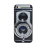 Retro Camera Pattern PC Phone Case For iPhone 5/5S