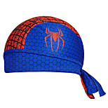 Cheji Spider-Man Cycling Bandanas Headwear Black Pirate Hat Headband Pirate Cap Scarf