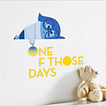 IINSIDE OUT Sad Movie Wall Sticker Kids Bedroom Decoration