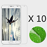 (10 Pcs) High Definition Screen Protector for Meizu MX5
